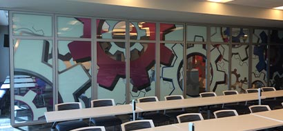 Decorative Glass Surface Films