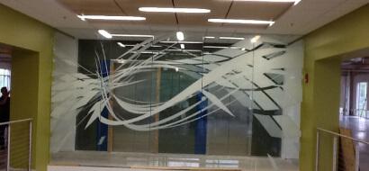 Kansas City Custom Decorative Window Film