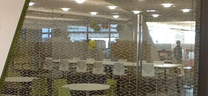 Kansas City Custom Privacy Decorative Window Film