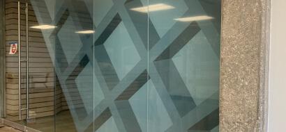 Kansas City Decorative Window Film Privacy Glass