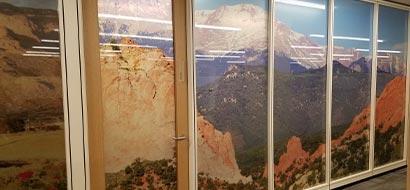 Kansas City Window Decorative Window
