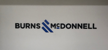 Wall Mounted Business Signs Lettering Kansas City